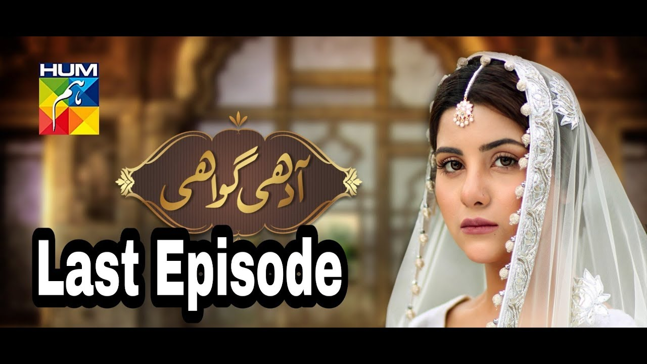 Adhi Gawahi Episode 30 Last Episode Hum TV