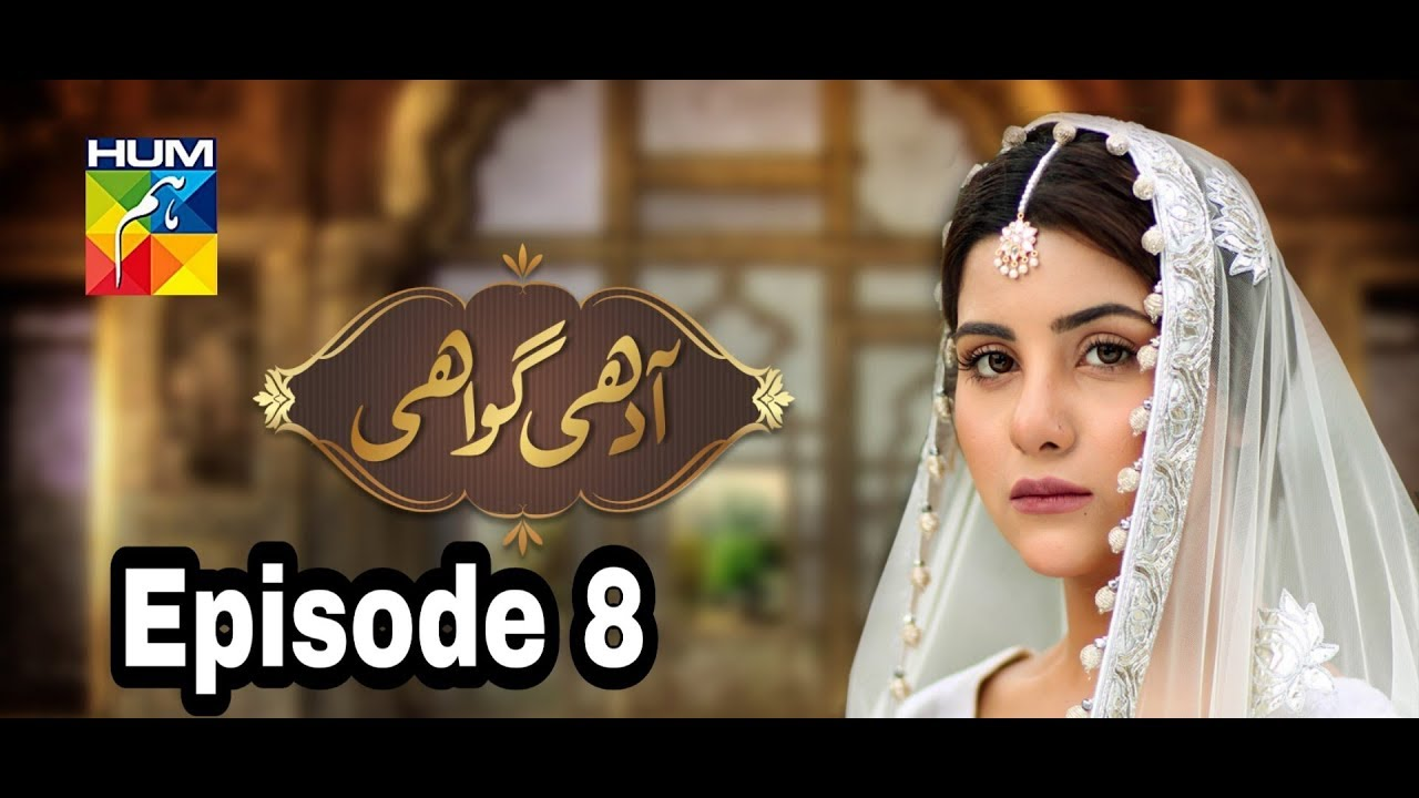 Adhi Gawahi Episode 8 Hum TV