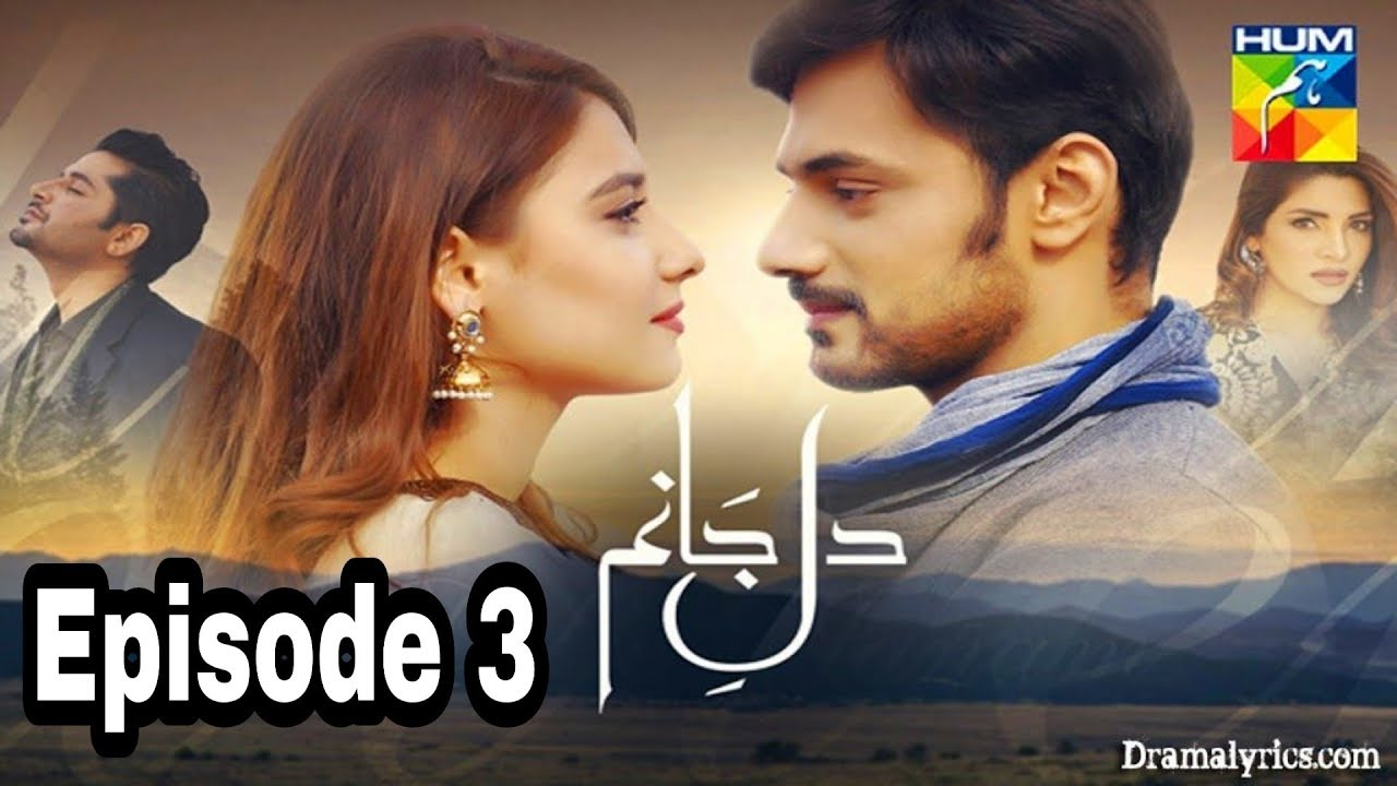 Dil e Jaanam Episode 3 Hum TV