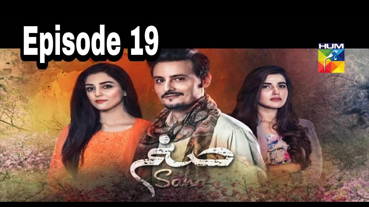 Sanam Episode 19 Hum TV