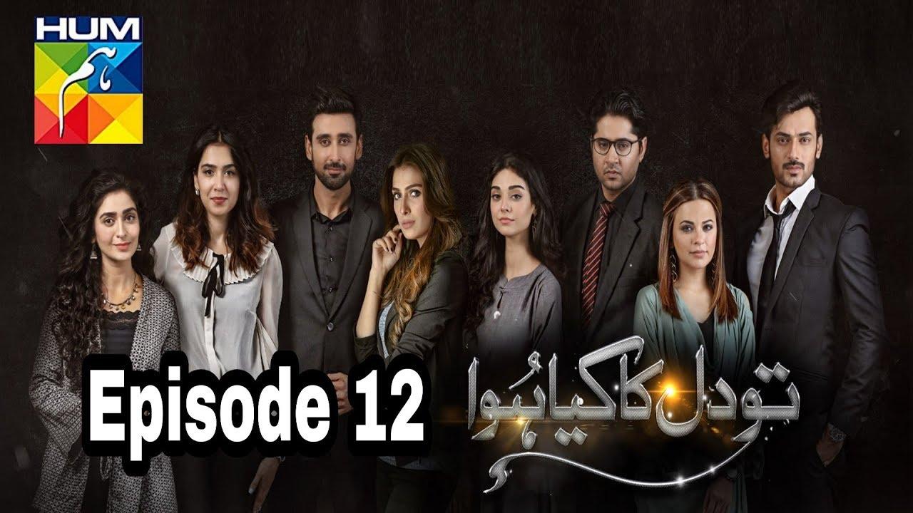 Tau Dil Ka Kia Hua Episode 12 Hum TV