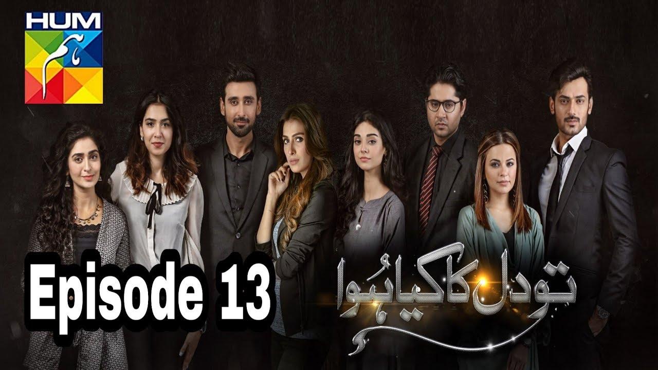 Tau Dil Ka Kia Hua Episode 13 Hum TV