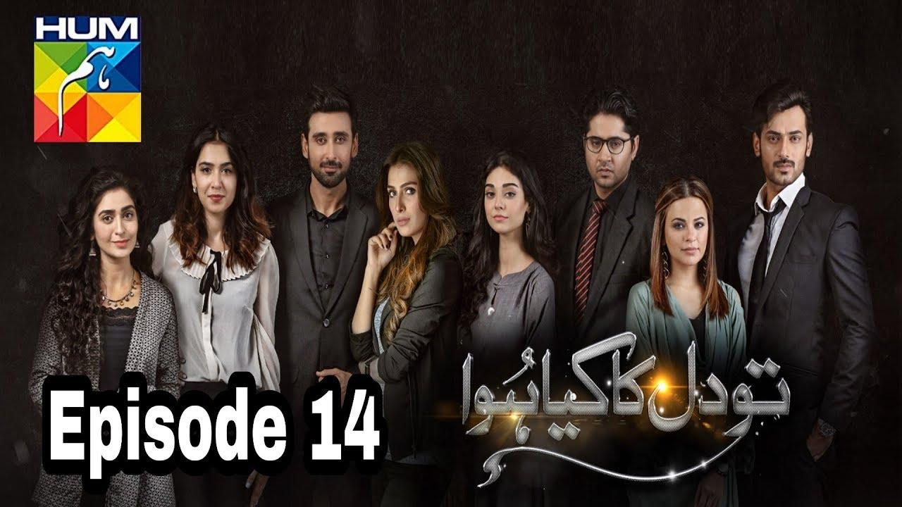 Tau Dil Ka Kia Hua Episode 14 Hum TV