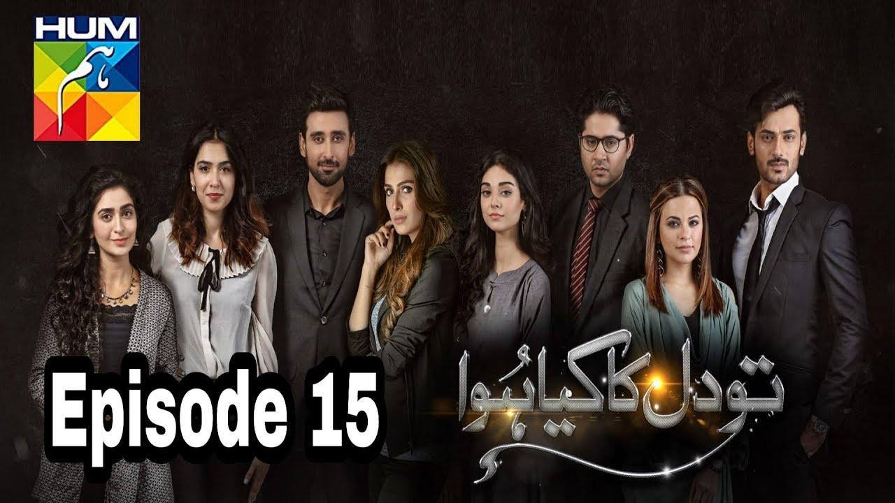 Tau Dil Ka Kia Hua Episode 15 Hum TV