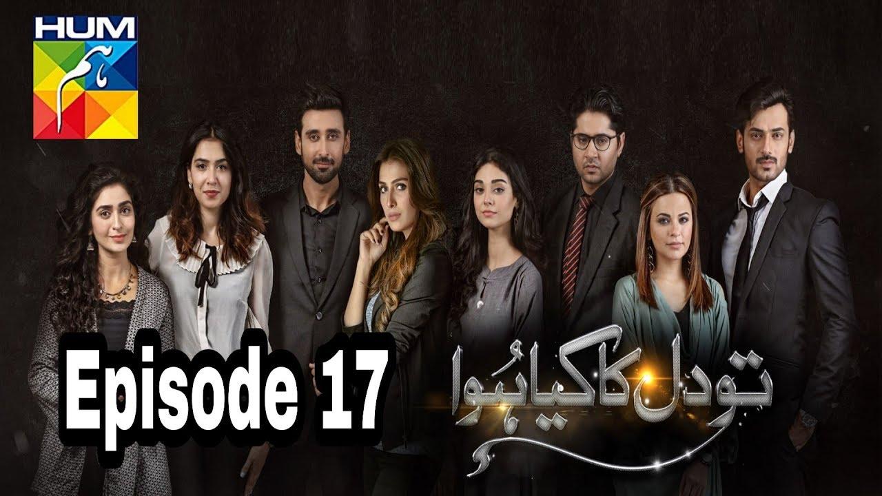 Tau Dil Ka Kia Hua Episode 17 Hum TV
