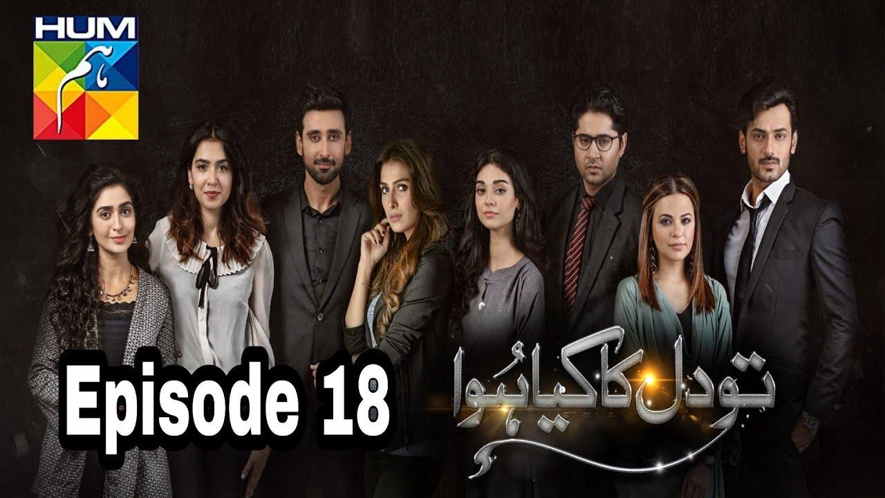 Tau Dil Ka Kia Hua Episode 18 Hum TV