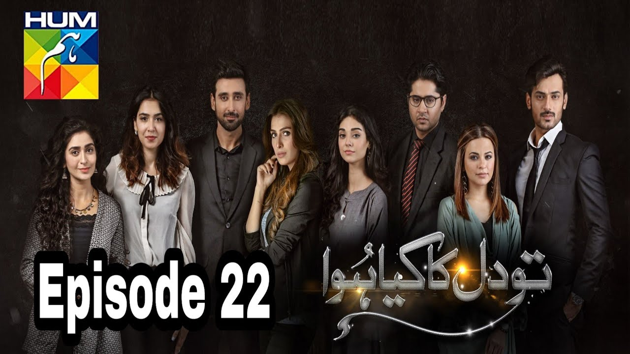 Tau Dil Ka Kia Hua Episode 22 Hum TV
