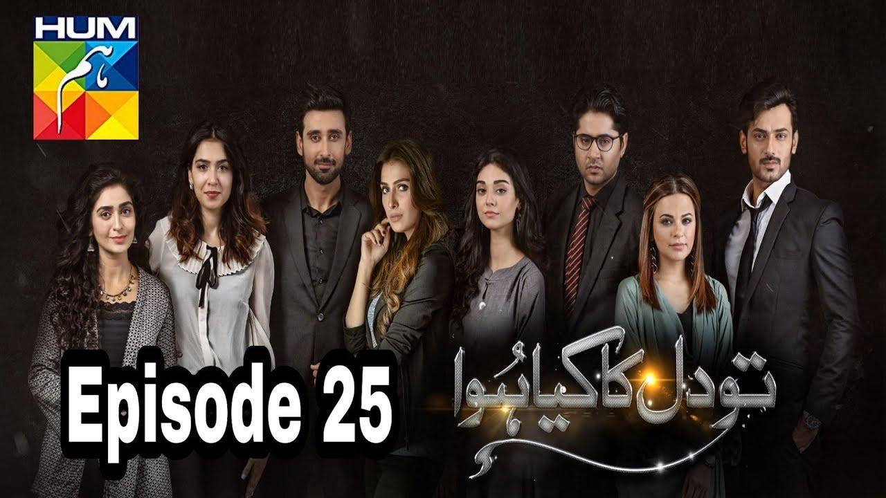 Tau Dil Ka Kia Hua Episode 25 Hum TV