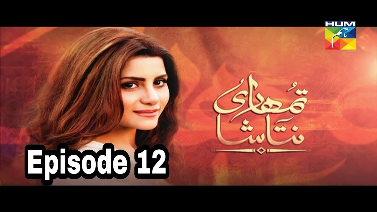 Tumhari Natasha Episode 12 Hum TV