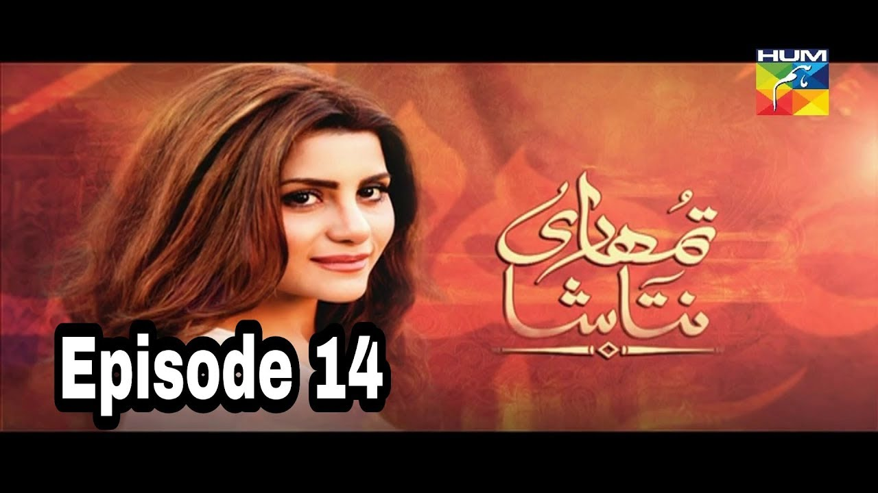 Tumhari Natasha Episode 14 Hum TV
