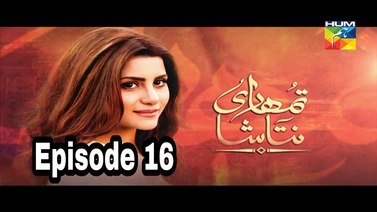 Tumhari Natasha Episode 16 Hum TV