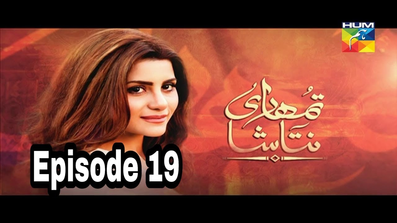 Tumhari Natasha Episode 19 Hum TV