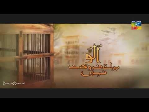 Ullu Baraye Farokht Nahi Episode 10 Hum TV