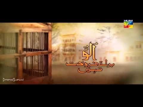 Ullu Baraye Farokht Nahi Episode 8 Hum TV