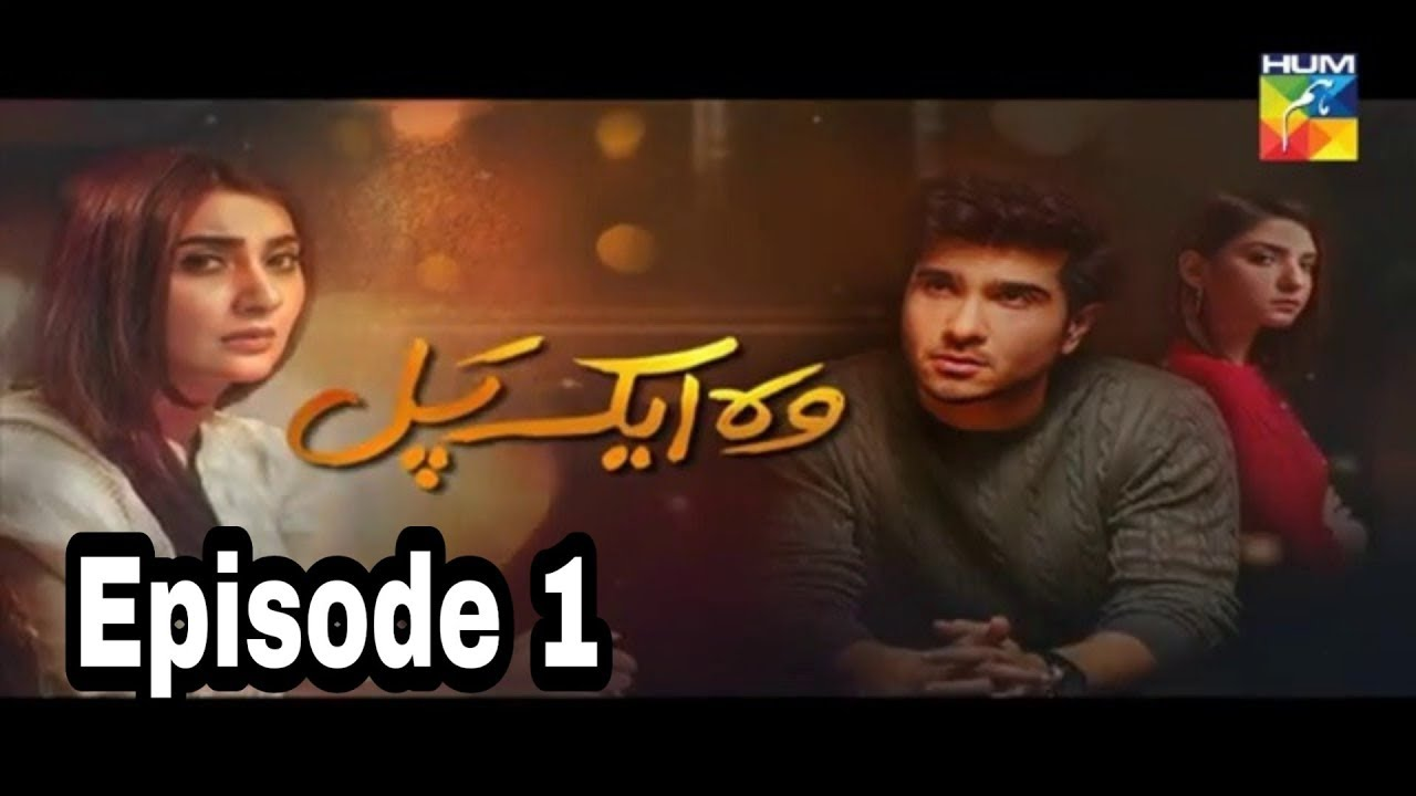 Woh Aik Pal Episode 1 Hum TV