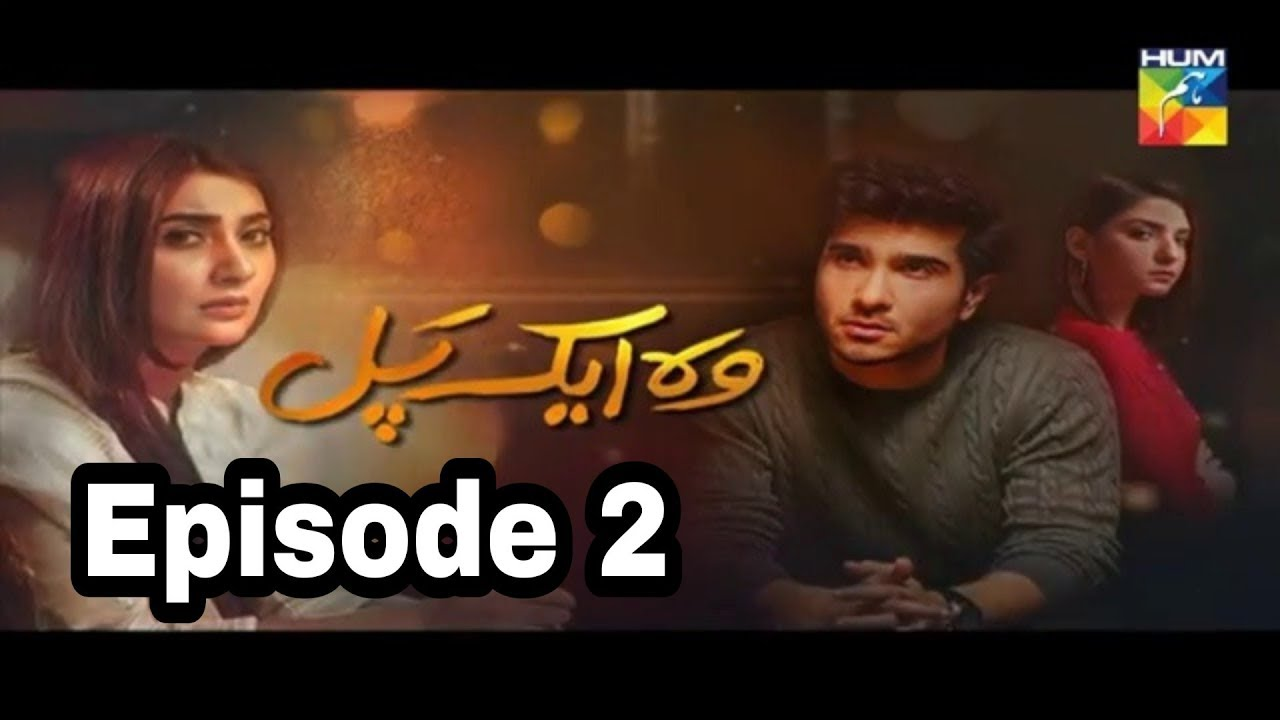 Woh Aik Pal Episode 2 Hum TV