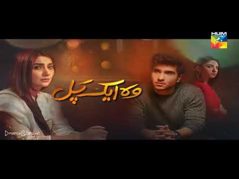 Woh Aik Pal Episode 24 Hum TV
