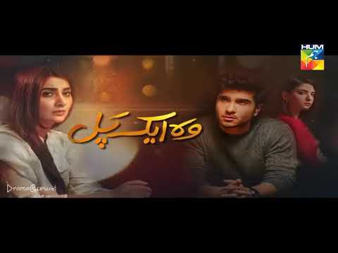 Woh Aik Pal Episode 9 Hum TV