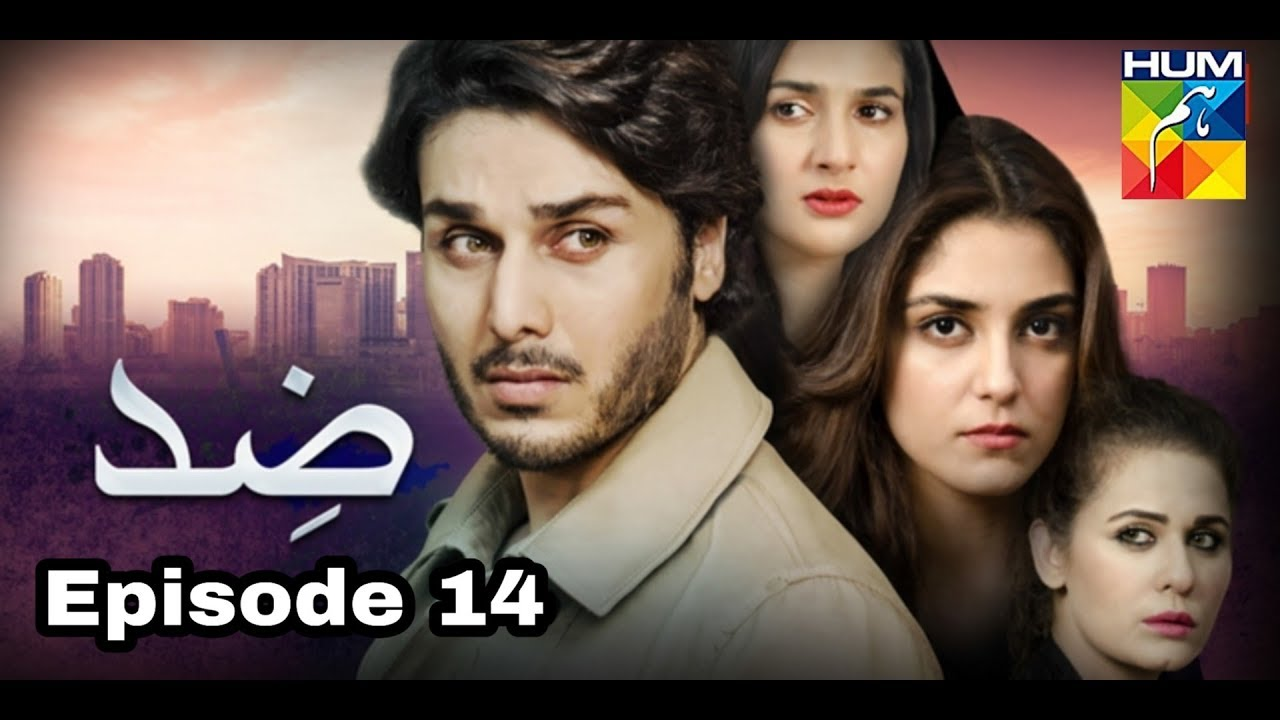 Zid Episode 14 Hum TV