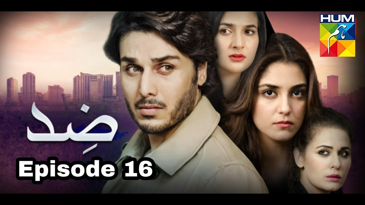 Zid Episode 16 Hum TV