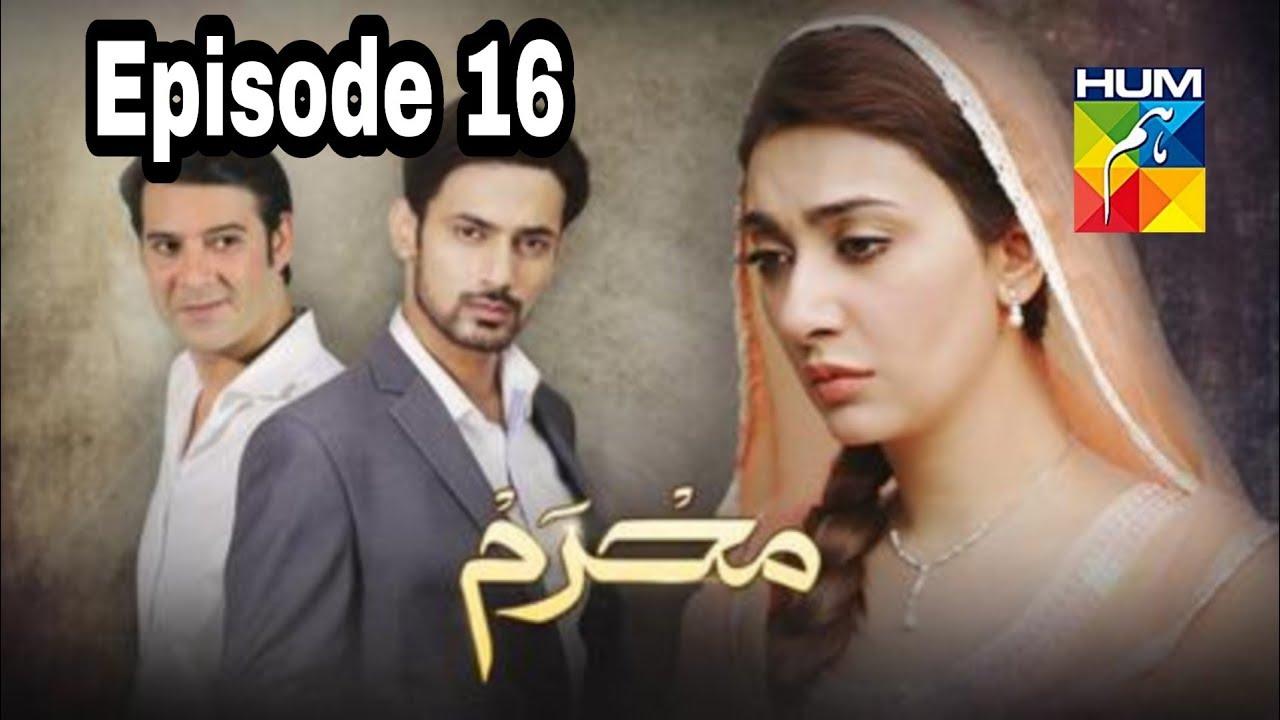 Mehram Episode 16 Hum TV