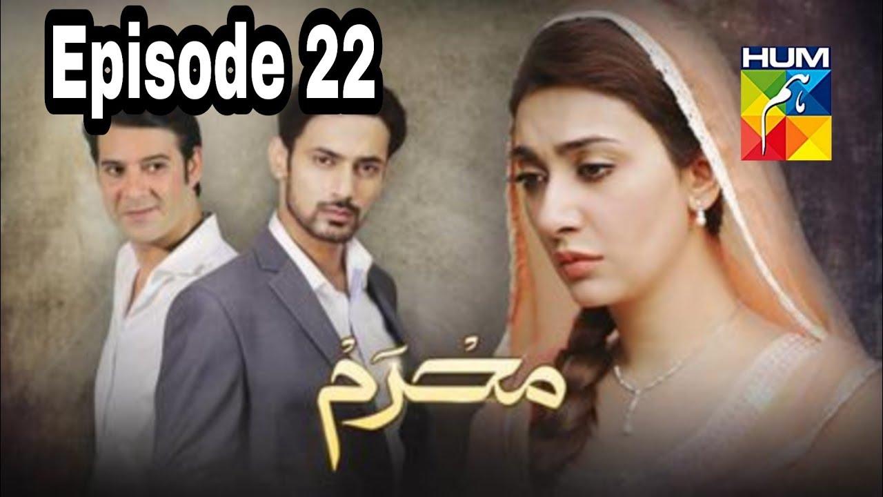 Mehram Episode 22 Hum TV