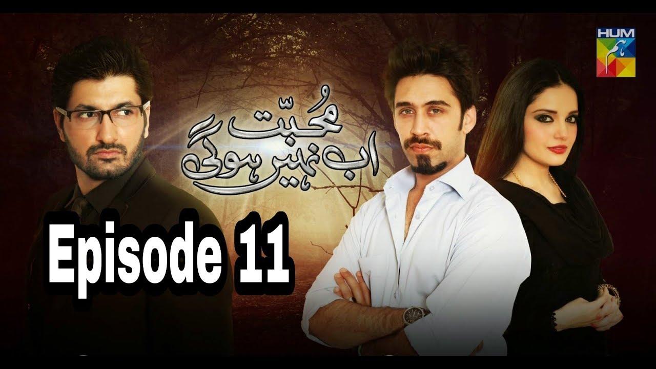 Mohabbat Ab Nahi Hogi Episode 11 Hum TV