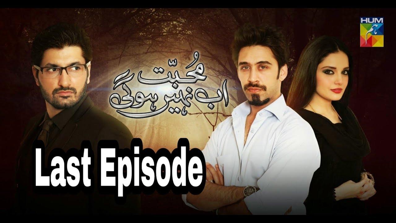 Mohabbat Ab Nahi Hogi Episode 17 Last Episode Hum TV