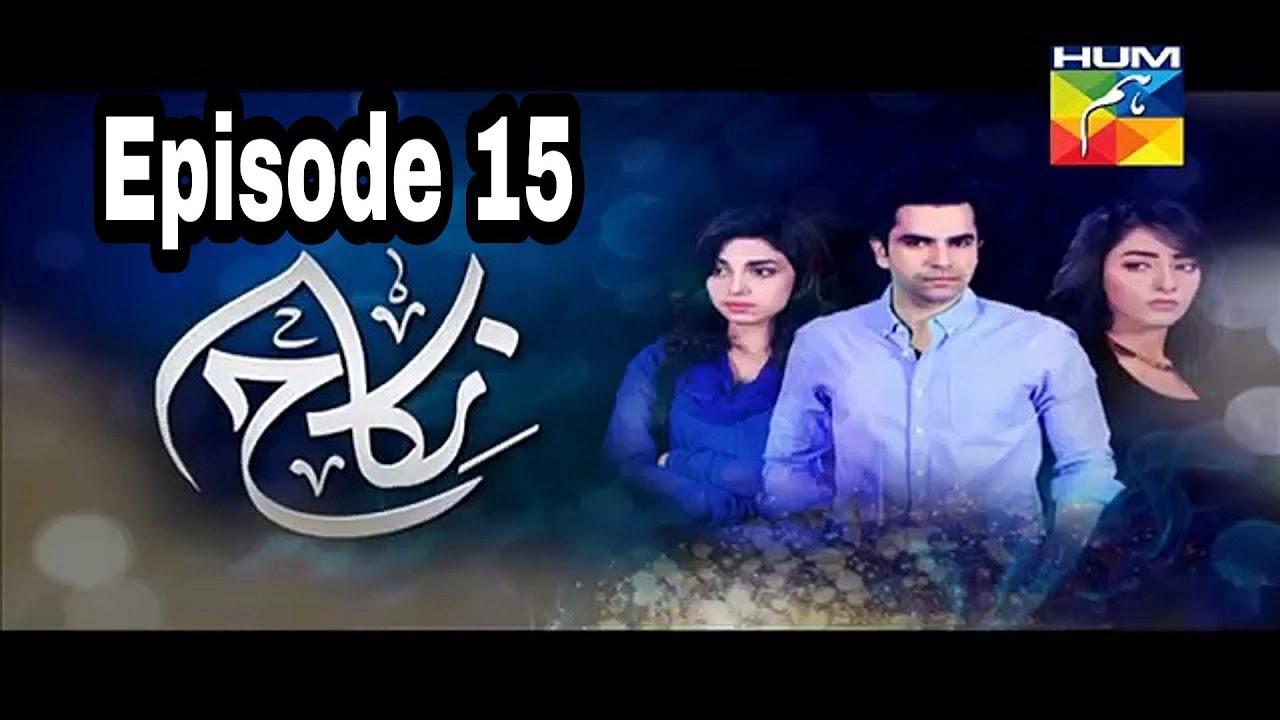 Nikah Episode 15 Hum TV