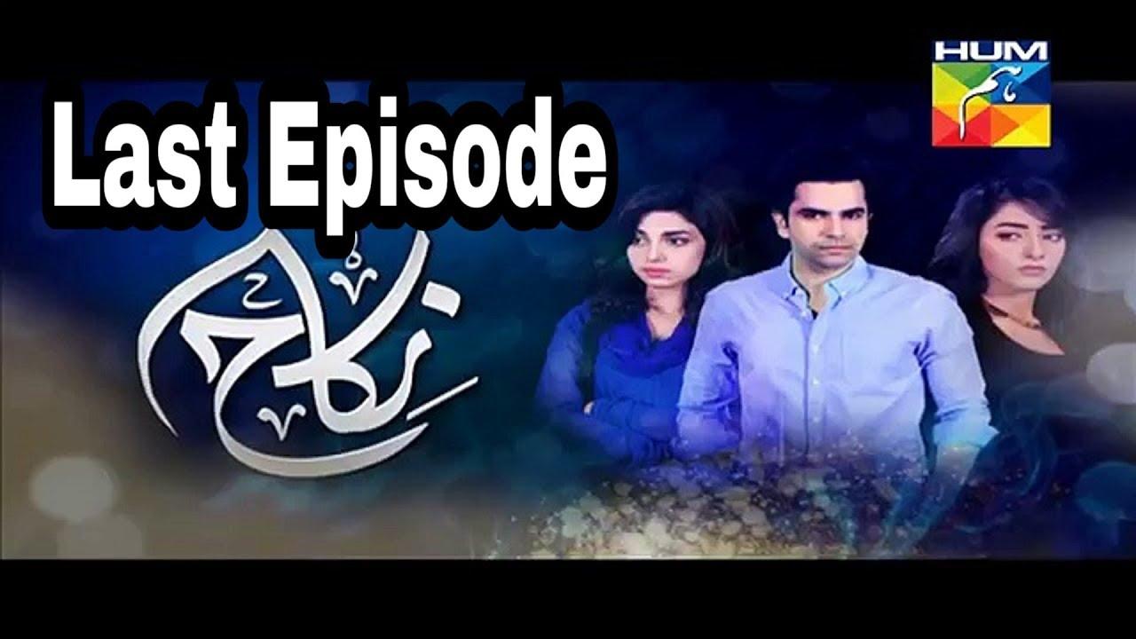 Nikah Episode 23 Last Episode Hum TV