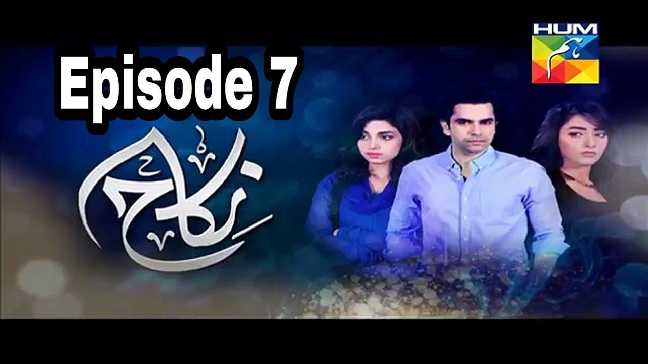 Nikah Episode 7 Hum TV