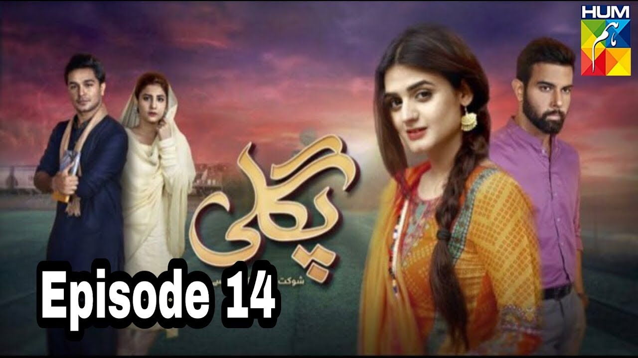 Pagli Episode 14 Hum TV