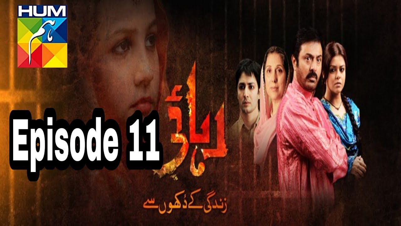 Rehaai Episode 11 Hum TV