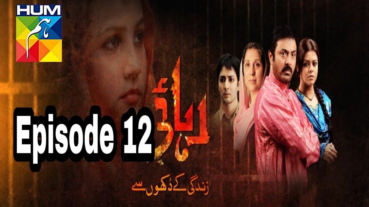 Rehaai Episode 12 Hum TV