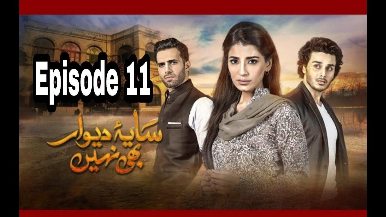 Saya e Dewar Bhi Nahi Episode 11 Hum TV