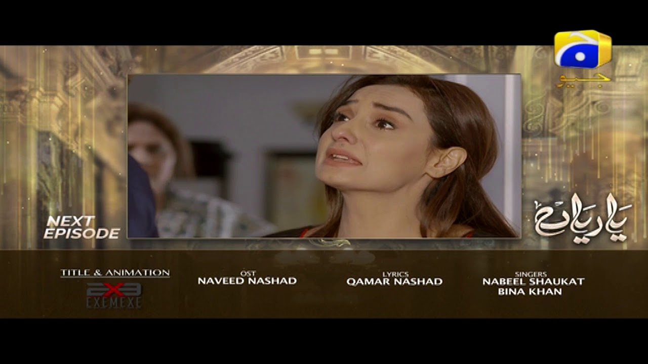 Yaariyan - Episode 03 Teaser | HAR PAL GEO