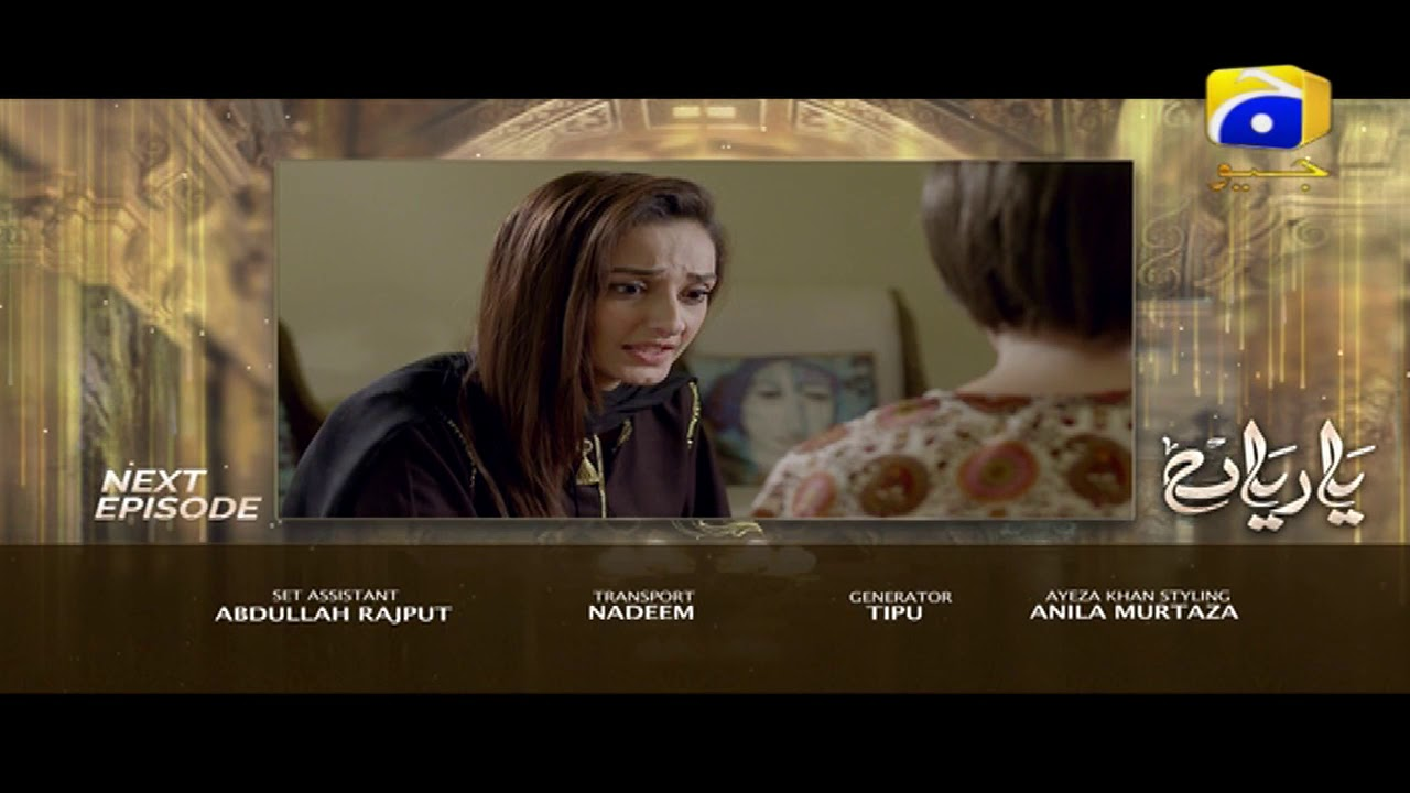 Yaariyan - Episode 07 Teaser   HAR PAL GEO