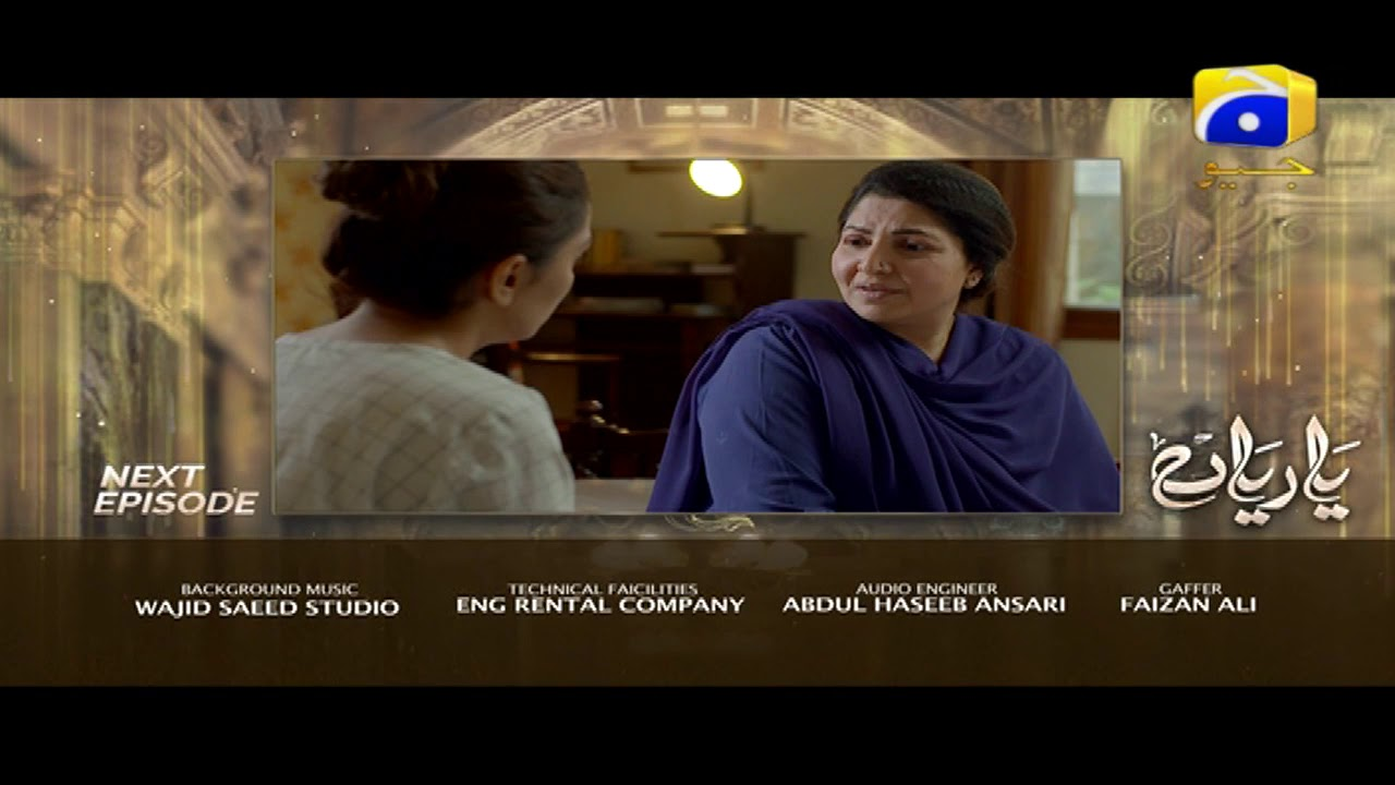 Yaariyan - Episode 09 Teaser | HAR PAL GEO