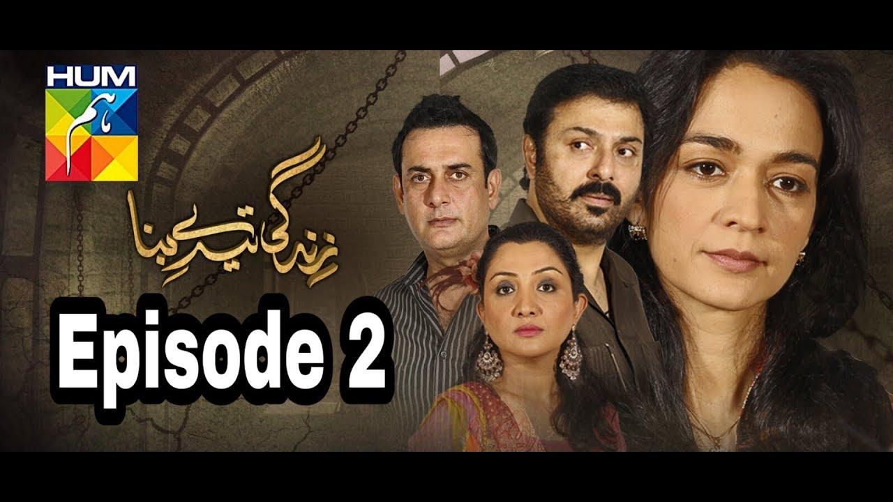 Zindagi Tere Bina Episode 2 Hum TV