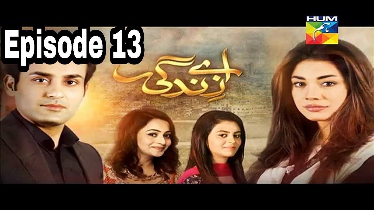 Aye Zindagi Episode 13 Hum TV