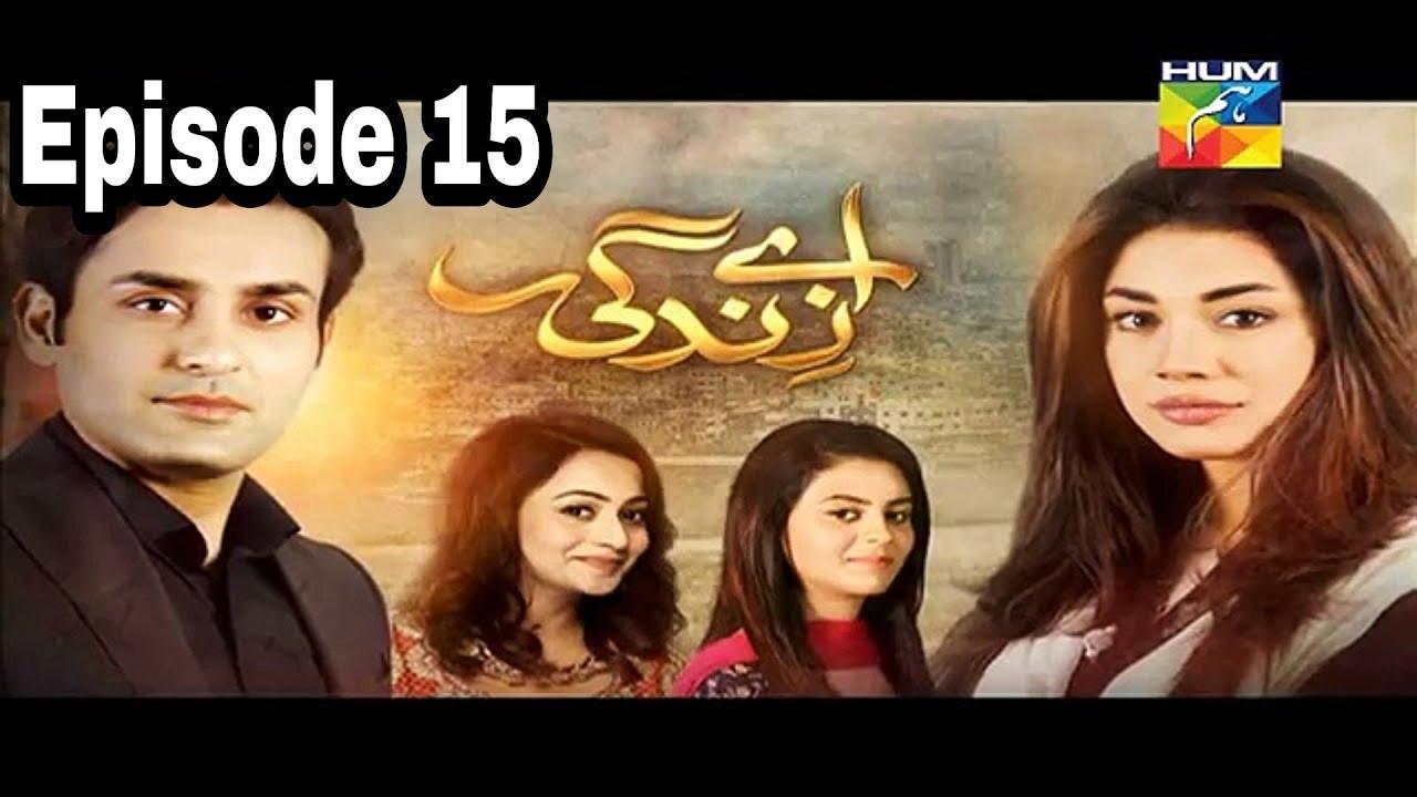 Aye Zindagi Episode 15 Hum TV