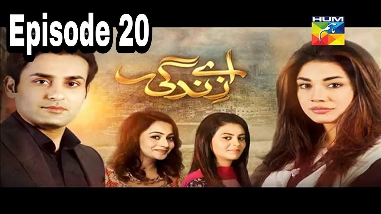 Aye Zindagi Episode 20 Hum TV