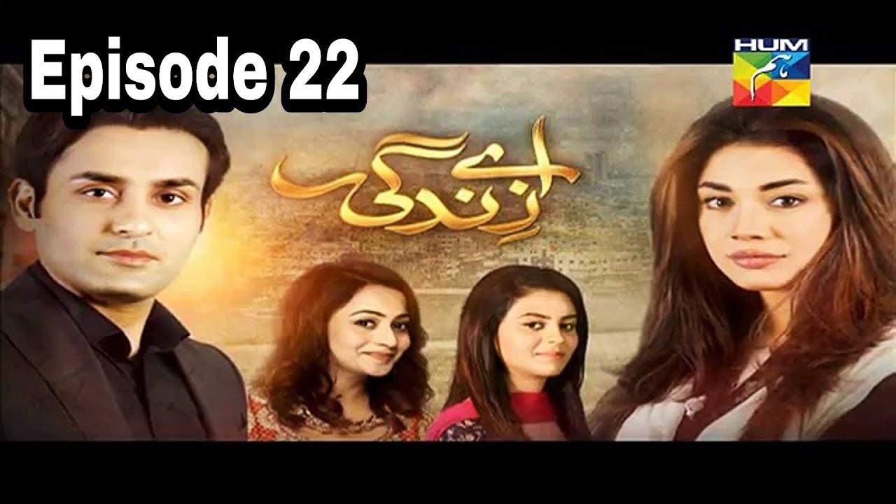 Aye Zindagi Episode 22 Hum TV