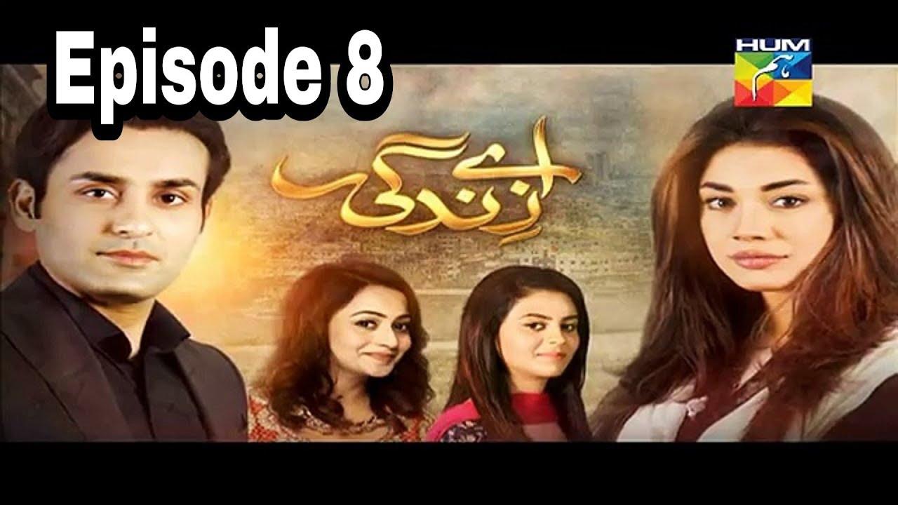Aye Zindagi Episode 8 Hum TV