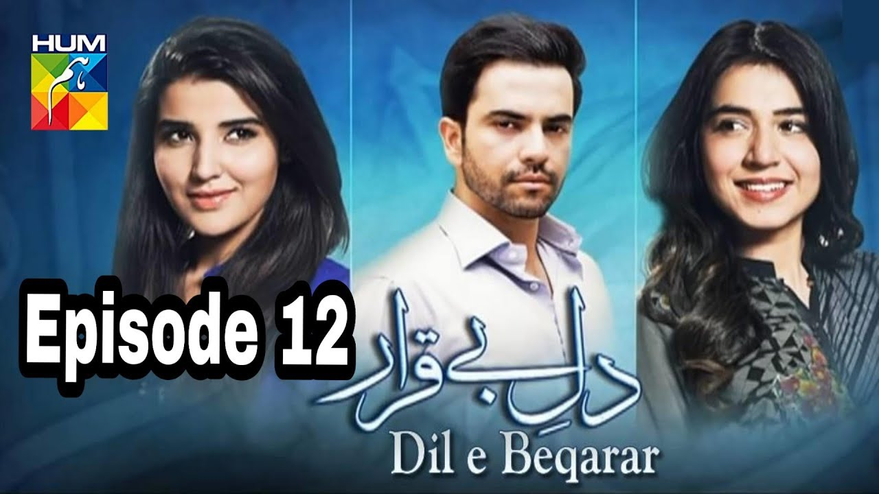 Dil E Beqarar Episode 12 Hum TV