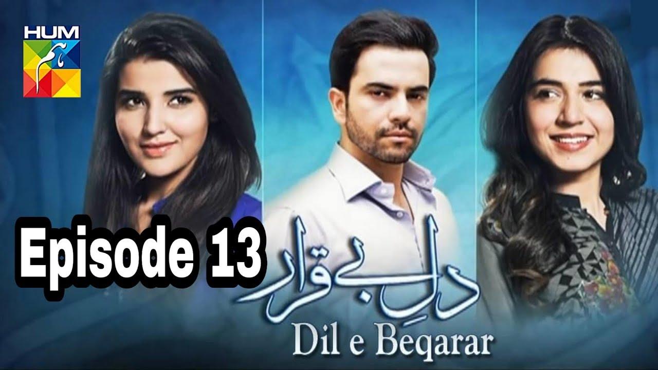 Dil E Beqarar Episode 13 Hum TV