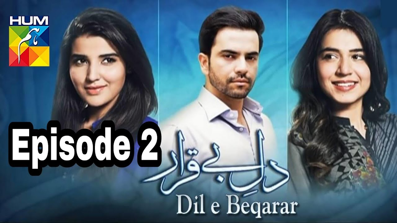 Dil E Beqarar Episode 2 Hum TV
