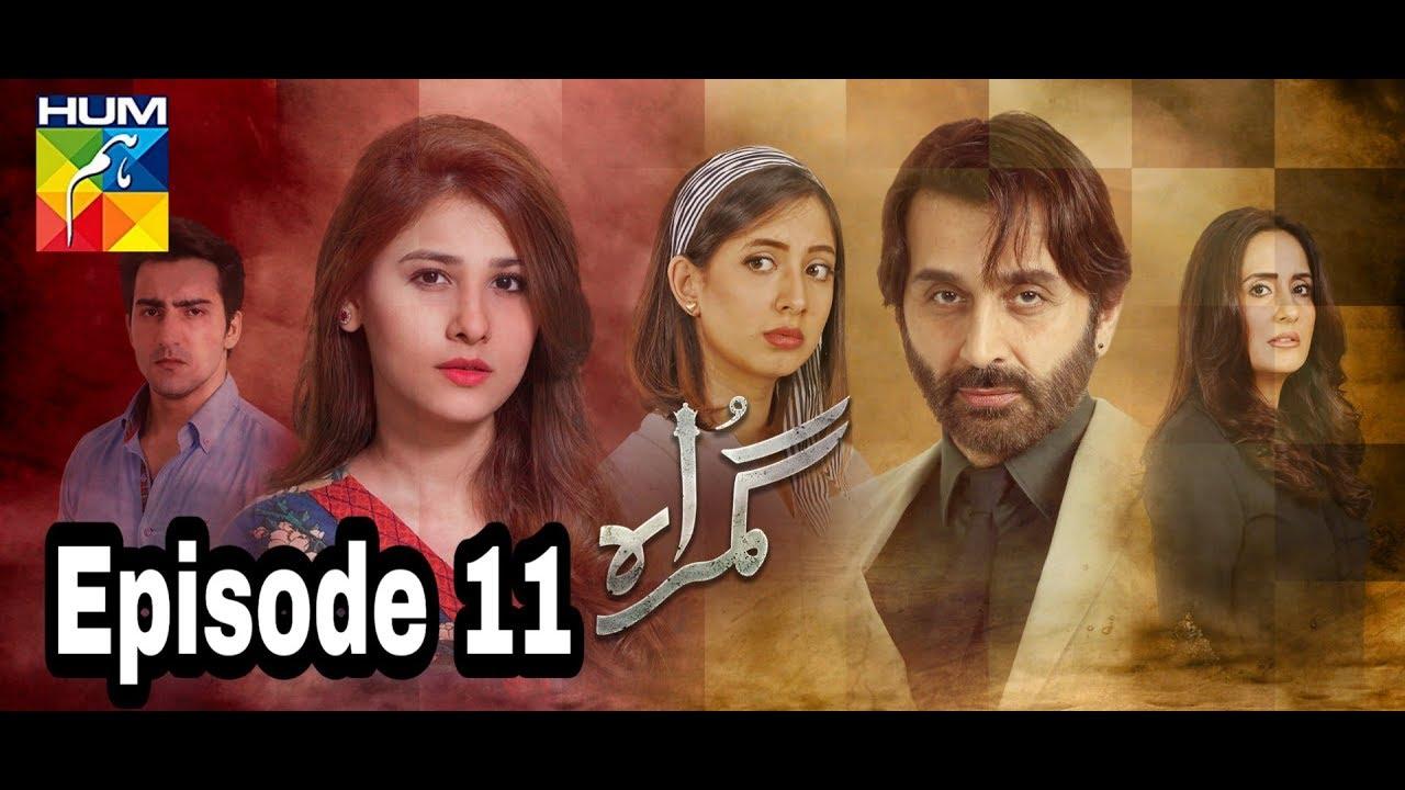 Gumraah Episode 11 Hum TV