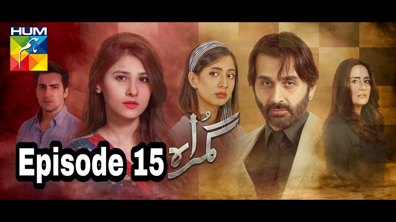Gumraah Episode 15 Hum TV