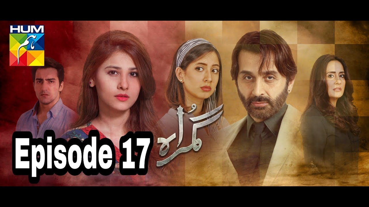 Gumraah Episode 17 Hum TV